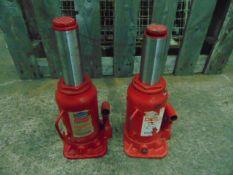 Q 2 Sealey Yankee 20 Tonne Hydraulic Jacks