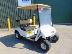 E-Z-GO Electric 2 Seat Golf Buggy ONLY 223 HOURS!