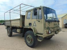 Left Hand Drive Leyland Daf 45/150 4 x 4 fitted with Hydraulic Winch ( operates Front and Rear )