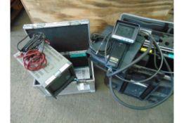 GE Everest Video Probe Borescope/Endoscope Kit XL240LSB with Sony PVM9044QM Colour Monitor