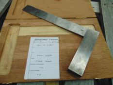 Unissued Steel Fitters Square