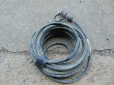 6 PIN CABLE 9.2m LONG