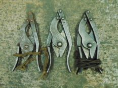 3 x Frog Wire Cutters