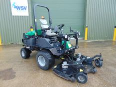 2015 Ransomes HR300T 4x4 Turbo Diesel Upfront Rotary Mower ONLY 1,512 HOURS!