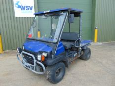 Kawasaki KAF950 Diesel Mule ATV ONLY 3,042 HOURS!