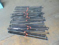 34 x STABILUS GAS RAMS
