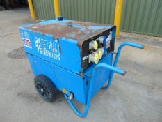 Stephill SE6000D4 6KVA Diesel Generator ONLY 1,808 HOURS!