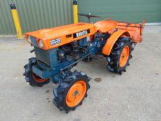 Kubota B6000 Compact Tractor c/w Rotavator