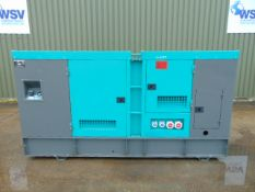 2020 UNISSUED 175 KVA 3 Phase Silent Diesel Generator Set