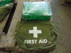 2 x FIRST AID KITS WITH BAGS
