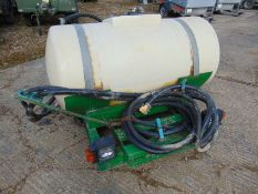 Tractor Mounted Hydraulic Sprayer c/w Pump