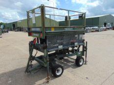 Ex RAF UK Lift Model 002800153 MAP Hydraulic Access Plataform
