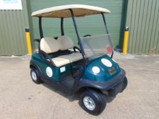 Club Car Electric Golf Buggy C/W Battery Charger