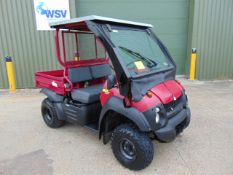 Kawasaki KAF400B Mule 4x4 as shown with rear tipping body ONLY 83 HOURS!