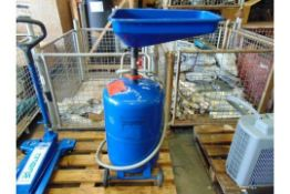 Sealey AK451DX 65ltr Air Discharge Waste Oil Drainer