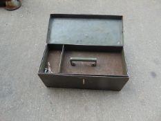 Mechanics Toolbox with Tray