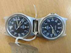 2X CWC WATCHES DATED 1990/1991