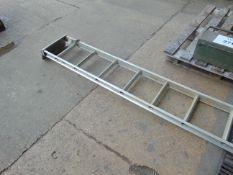 7 Step Aluminium Vehicle Access Ladders
