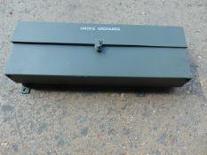 SMOKE GRENADE STORAGE BOX *UNUSED*