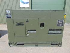 MEP-806B John Deere Diesel Powered 3 phase 75KVA 60KW-50/60HZ Generator is showing ONLY 1517 HOURS!