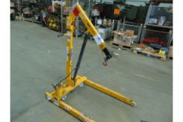 FC 500S HYDRAULIC WORKSHOP ENGINE CRANE 500 KG