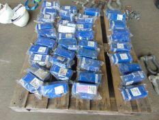 40 x Perkins Engine Fuel Injectors and Nozzles *UNUSED*