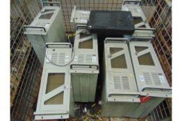 7 x Insys Spyhawk Processors & 1 x Rugged Monitor