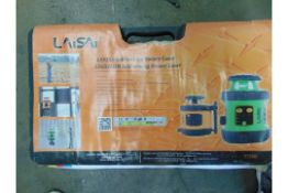 ** BRAND NEW ** LAISAI LS515II Surveying Self Levelling Rotary Laser Set