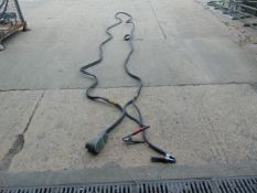 30ft Interconnecting/Slave NATO lead with jump lead ends