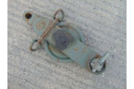 10.5 tonne Snatch block, as used on CVR(T) Samson Recovery Vehicle