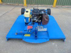 Port Agri Cutlet Topper Kohler Command Pro 13hp Petrol Engine 5ft Cutting Deck Towable Topper Mower