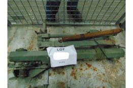 GPMG, 50 Cal Etc. Roof Mounted Swing Out Gun Mount