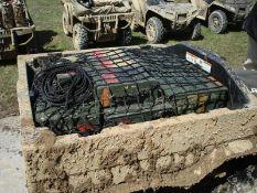 """Unissued LoadTamer 80""""X84"""" Cargo Net Kit"""