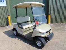 2018 Go-Golf Electric 2 Seat Golf Buggy c/w On Board Charging System