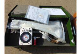 2 x Unissued Warrior Transmission and Crankcase Test Kits
