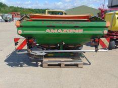 AMAZONE FERTILIZER SPREADER ZA-M 1200 with hydraulics