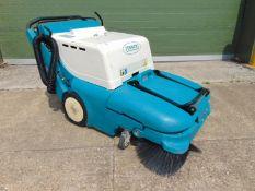Tennant 3640 24V Walk Behind Vacuum Sweeper