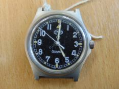 CWC W10 SERVICE WATCH DATED 2006