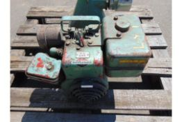 Alcon Water Pump c/w 3HP Briggs & Stratton Petrol Engine
