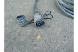 6 PIN COMMS CABLE 9.2m LONG
