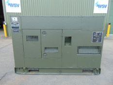 MEP-806B John Deere Diesel Powered 3 phase 75KVA 60KW-50/60HZ Generator is showing ONLY 7 HOURS!