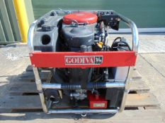Godiva Portable Fire Fighting Water Pump ONLY 118 HOURS!