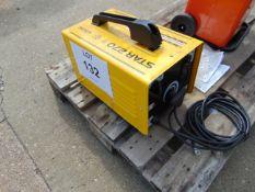 STAR 270E 230/400 V ELECTRIC WELDER UNUSED