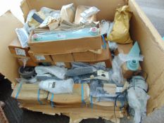 Pallet of various vehicle spares, approx. 1000kg