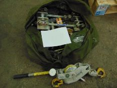 Winch and Roller Kit