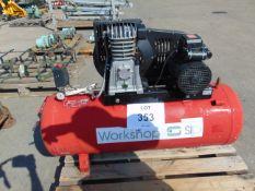 SIP 240 Volt Workshop Compressor as shown