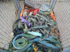 Various Ratchets, Straps, Slave Lead etc