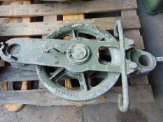 Recovery Pulley Block WLL 90 Ton