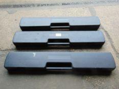 3 x 1.3m Hard Cases