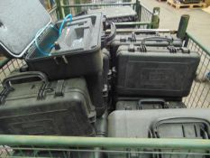 Q18x Peli Type cases as shown from National Grid